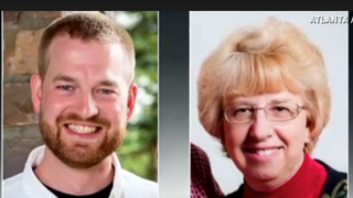 Dr. Kent Brantly; Nancy Writebol11 Alive Atlanta Screenshot