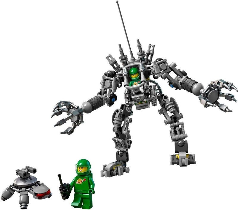 Illustration for article titled Deals: Hard to get Lego Exo-Suit now available at Target
