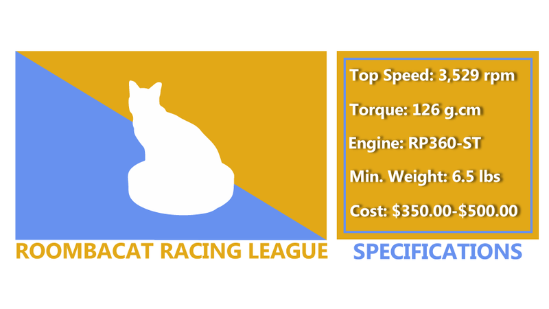 Illustration for article titled UPDATE: Roombacat Racing - Appearing in 2014!