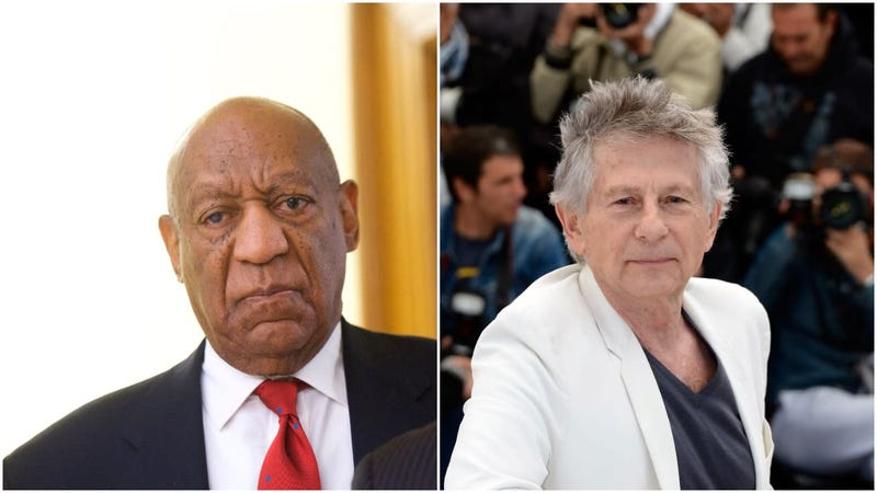 Illustration for article titled Roman Polanski and Bill Cosby have been expelled from the Academy