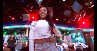 Illustration for article titled Tinashe Brought Hand-Happy 'All Hands On Deck' to Good Morning America