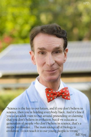 Illustration for article titled Bill Nye, Why?