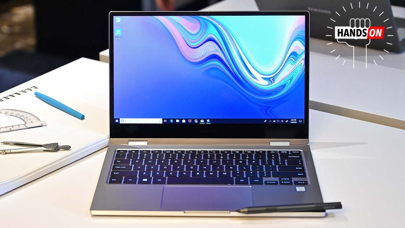 Illustration for article titled Samsung's Latest Laptops Want to Win You Over With Style