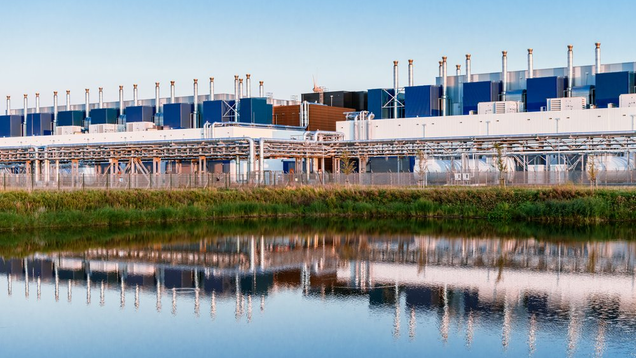 Google's Plan to Use 120% Less Water Doesn't Quite Add Up