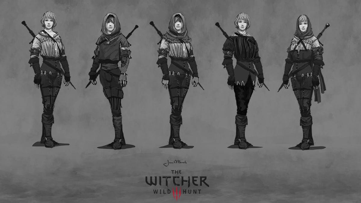 Image result for The Witcher 3: Wild Hunt – Concept Art