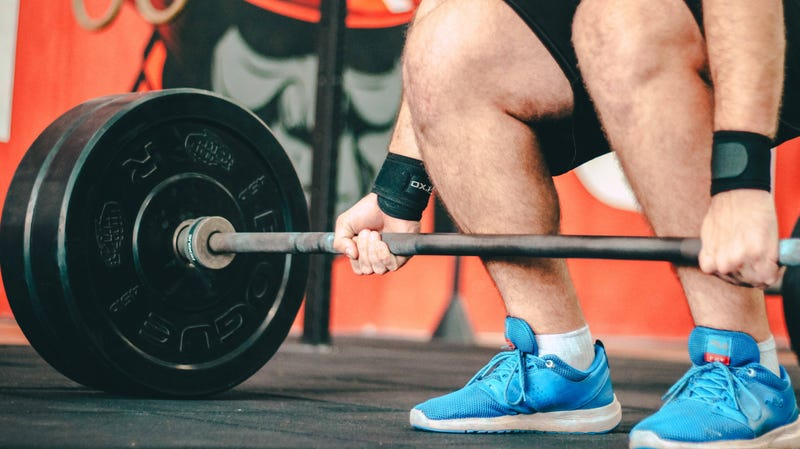 How to join a powerlifting meet from home