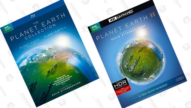 Today's A Great Day To Buy BBC's Planet Earth