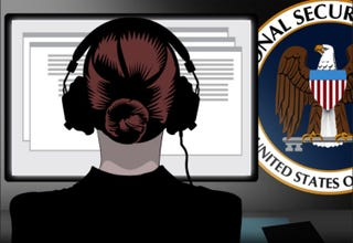 Illustration for article titled A love letter to the NSA agent who is monitoring my online activity.