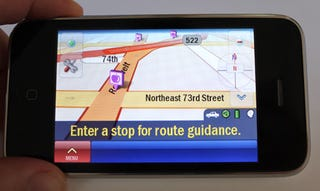 Illustration for article titled iPhone Navigation App Battlemodo, Part II: The Best Cheap GPS App