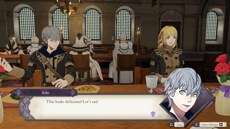 Illustration for article titled Fan Creates Hilarious, Dead-On Tweets By Fire Emblem: Three Houses Characters