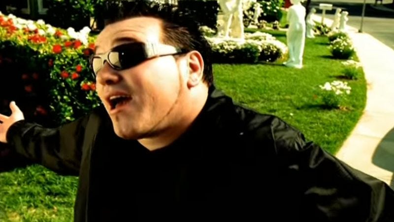 "Screenshot: ""Smash Mouth - All Star"" (YouTube)"