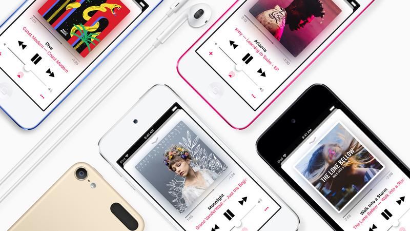 Illustration for article titled Apple trabaja en un nuevo iPod Touch y su propia plataforma de juegos, según las últimas filtraciones