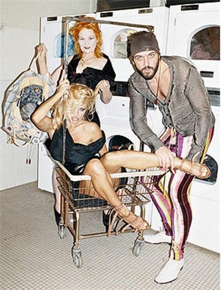 Illustration for article titled Pam + Viv 4-Eva; Fashion Week To Leave Bryant Park?