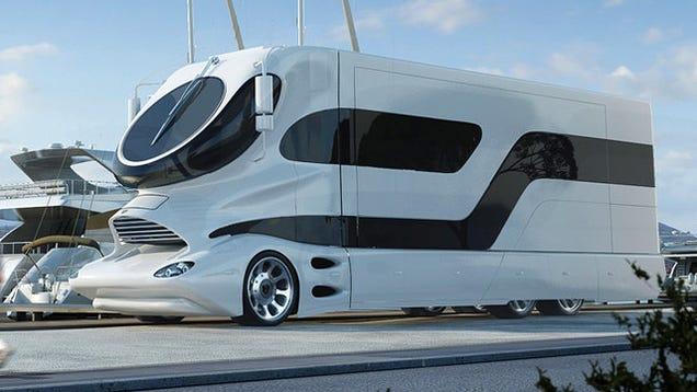Marchi Mobile 39 S Elemment Motor Coaches Combine Modern
