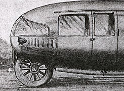 Illustration for article titled Future Car of 1913 Predicts Future Car of 1933