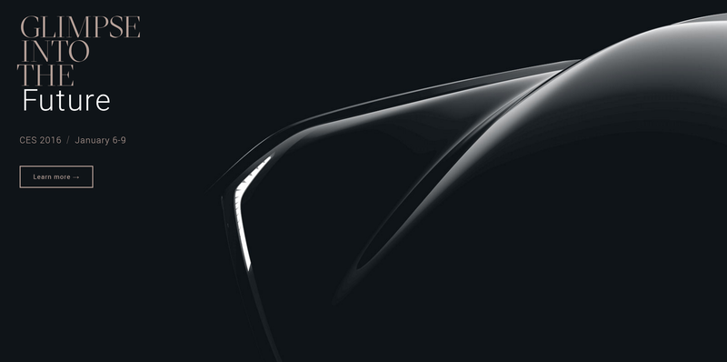 Faraday Future: The Mysterious New Car Company Making Big Promises