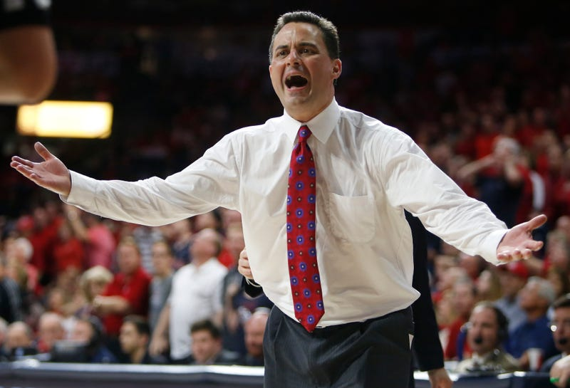 Illustration for article titled Where In The World Is Sean Miller? (Not In Pittsburgh, Sorry Guy)