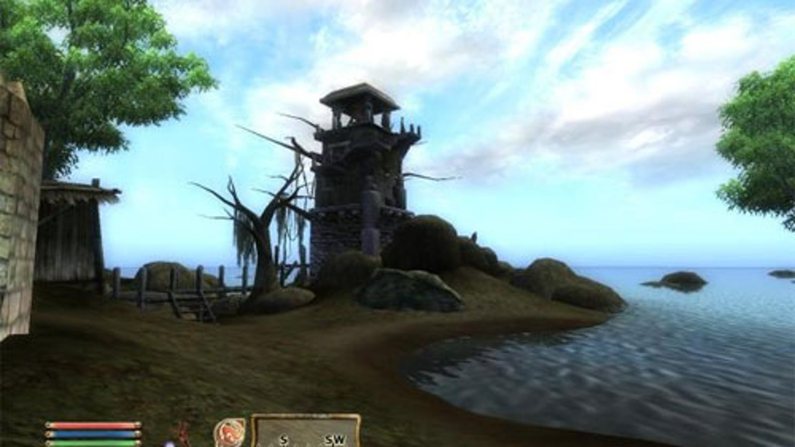 Morroblivion - You Got Your Morrowind In My Oblivion