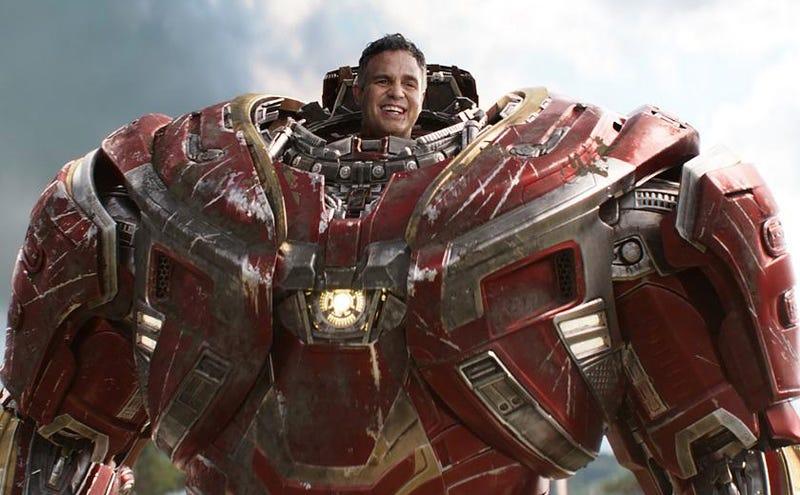 Illustration for article titled Mark Ruffalo no supo si Hulk moría o no en Avengers: Infinity War hasta que fue a verla al cine