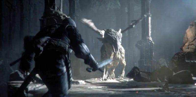 Capcom's PS4-Exclusive Deep Down Will Be Free-to-Play