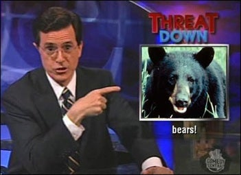 Illustration for article titled Reducing Roads Could Boost Nation's Number One Threat...Bears!