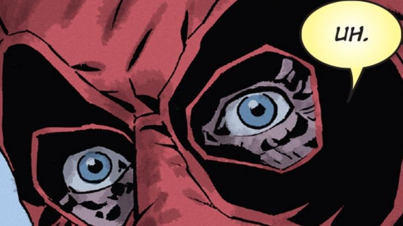 Image: Marvel Comics. Deadpool Kills the Marvel Universe Again #1 art by Dalibor Talajic, Goran Sudzuka, and Miroslav Mrva.