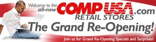 "Illustration for article titled CompUSA ""Grand Re-Opens"" in Florida, Hopefully With Less Suck"