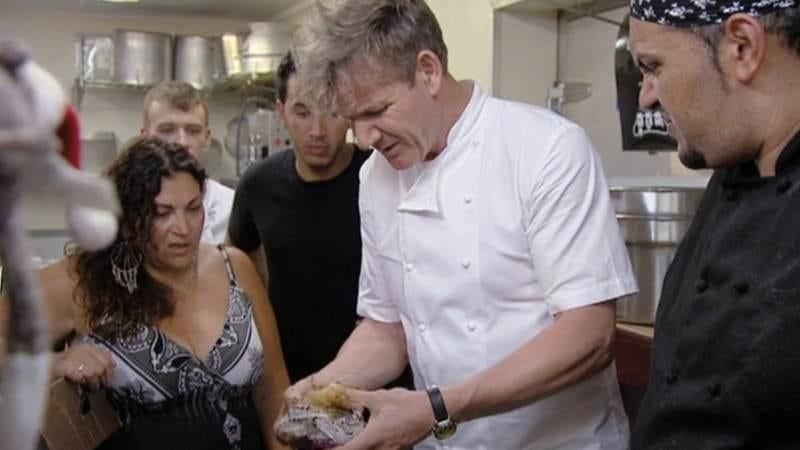 Gordon Ramsey Liked Food Kitchen Nightmares
