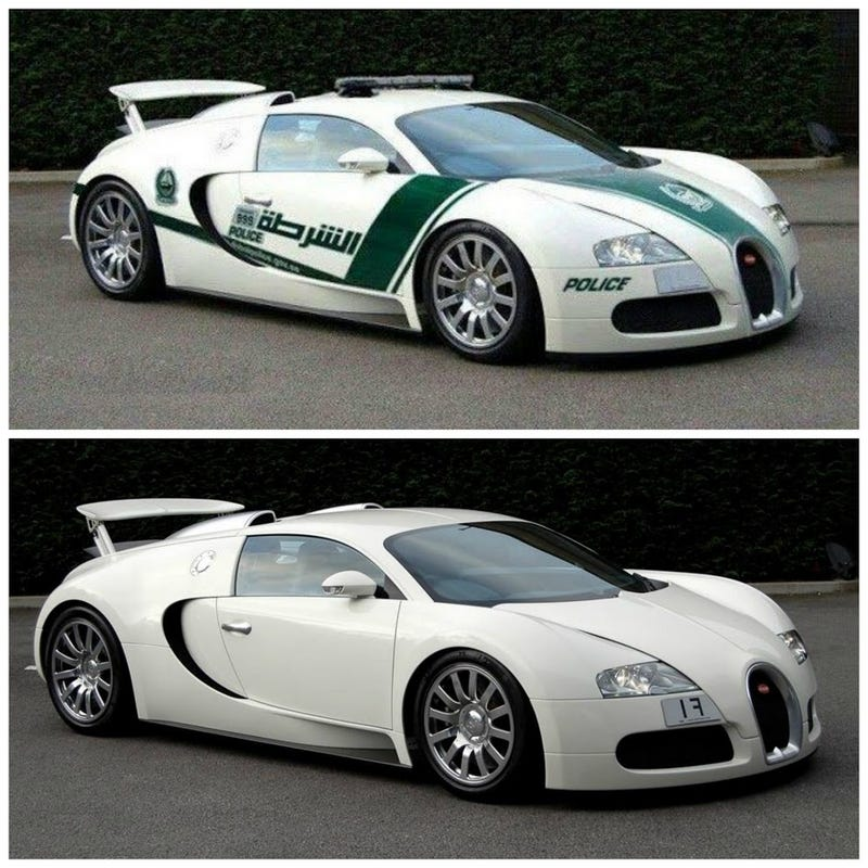 Illustration for article titled CarHoots UK is reporting that the Dubai PD Veyron is a fake.