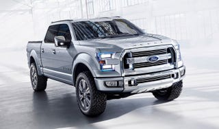 Illustration for article titled 2016 FORD ATLAS ANNOUNCED