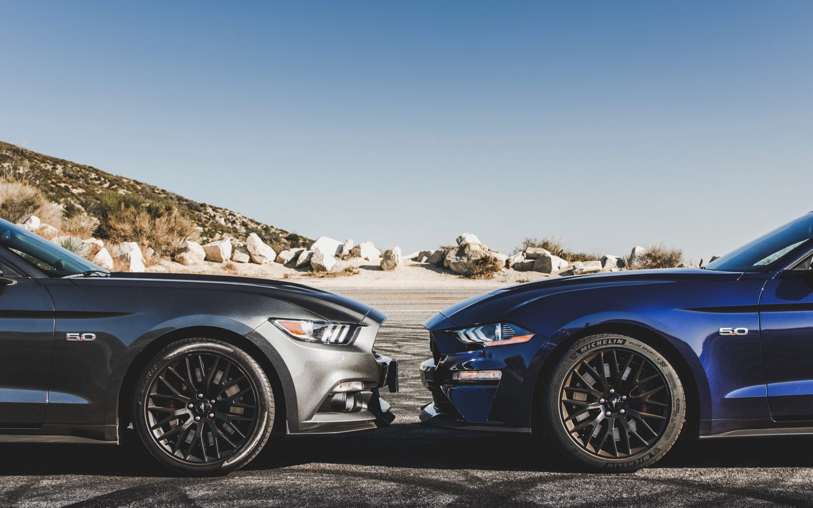 How The 2018 Ford Mustang GT Really Compares To The Last One
