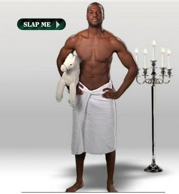 Illustration for article titled Brut's Slapping Game Calls Old Spice Guy's Masculinity Into Question