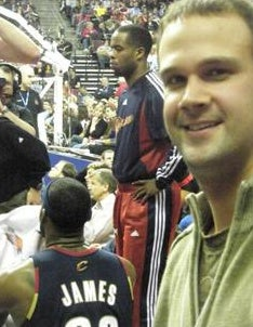 Illustration for article titled How To Get Free Seats Close Enough To Touch LeBron (But Please Don't)