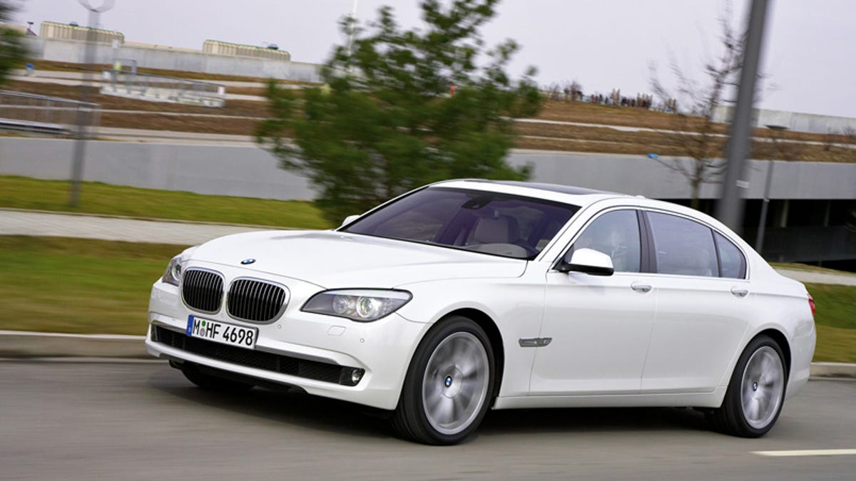 2010 BMW 760Li: V12 Power For A V12 Price