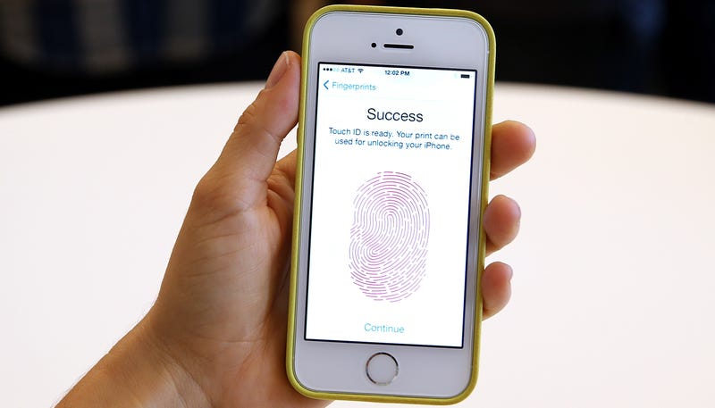 Cops Can't Force People to Unlock Their Phones With Biometrics