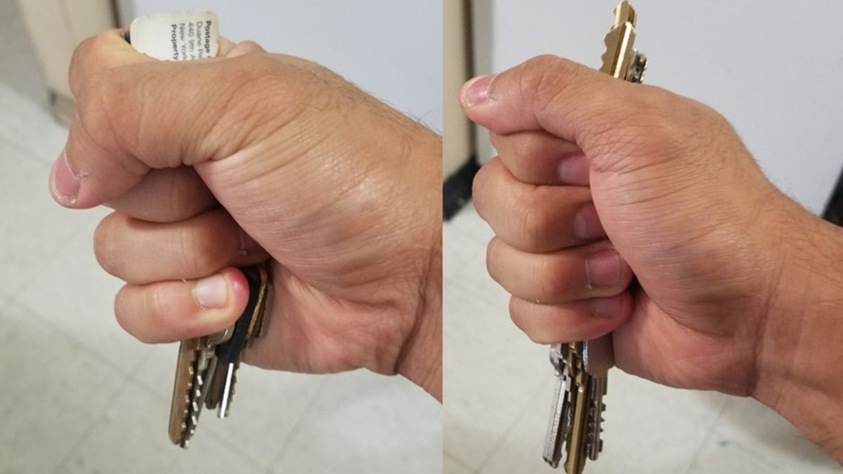 Don\'t Put Your Keys Between Your Fingers for Self-Defense