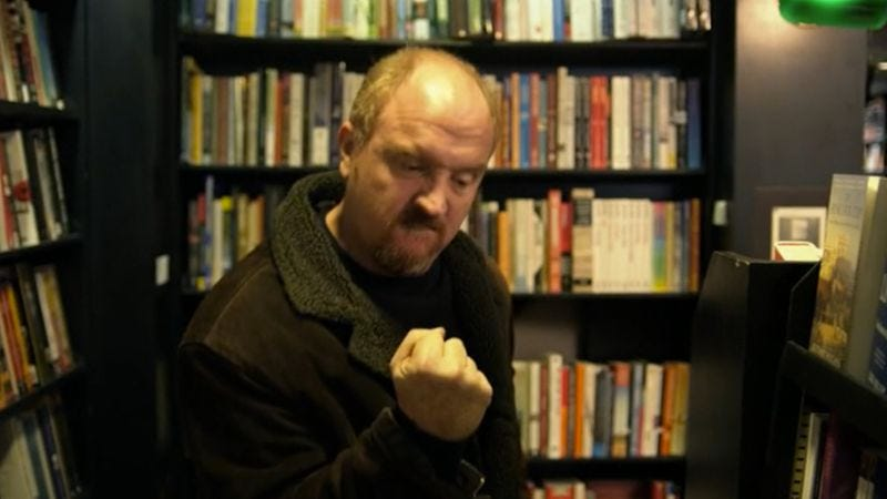 Illustration for article titled FX wants Louis C.K. to create more shows, basically do whatever he wants