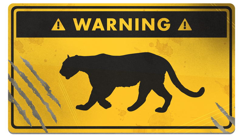 Illustration for article titled How to Survive a Mountain Lion Attack