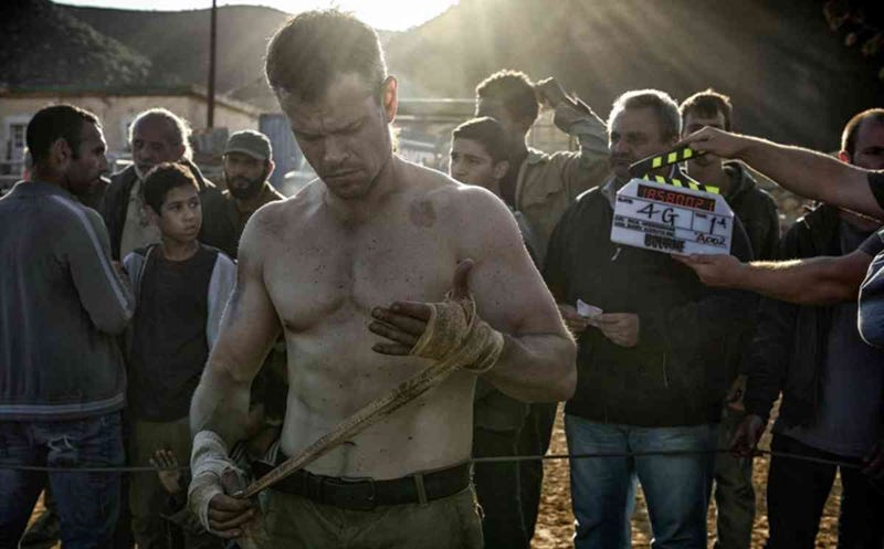 Illustration for article titled Matt Damon Explains How Bourne 5 Links to the Previous Movies