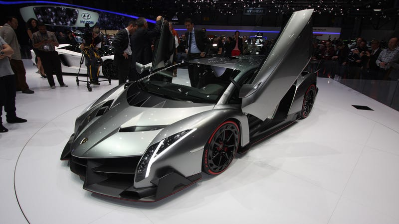 Meet The Guys Who Paid $4 Million For The Lamborghini Veneno Before Seeing  It Pictures Gallery