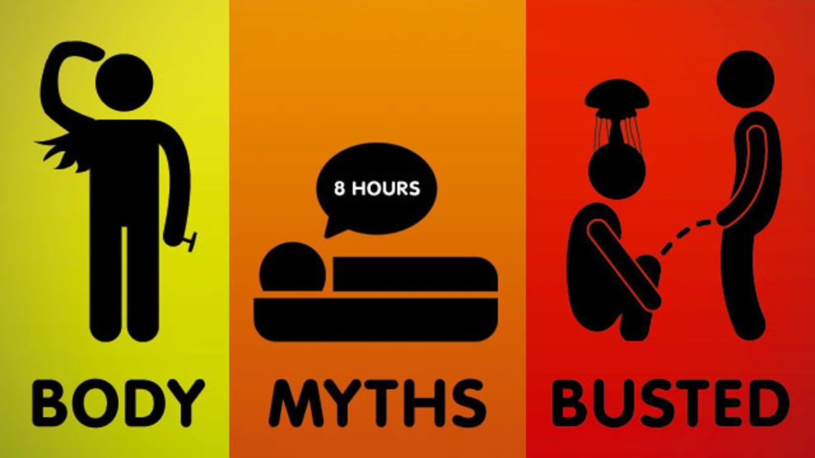 8Healthy Lifestyle Myths WeStill Believe pics