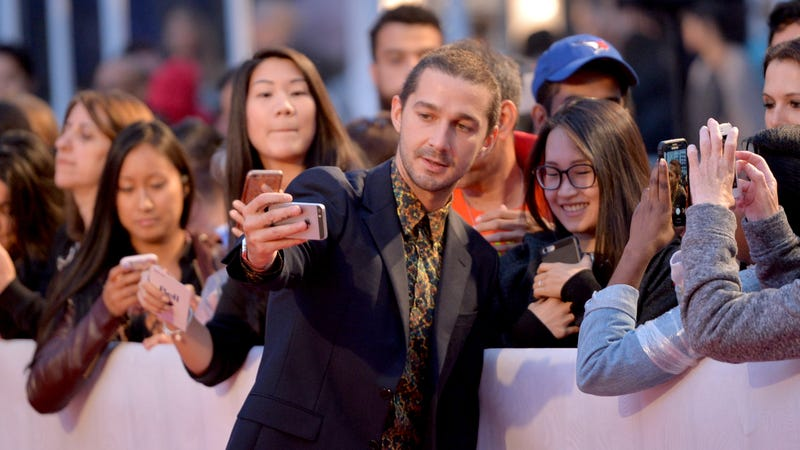 Illustration for article titled Up-and-coming screenwriter Shia LaBeouf enters contest to break into the movie industry