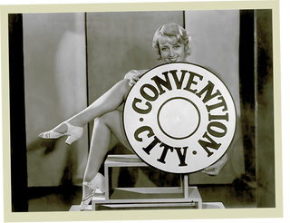 Illustration for article titled Convention City: The notorious pre-Code comedy lives on 80 years later.
