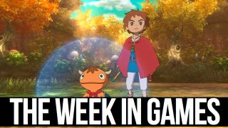 Illustration for article titled The Week in Games: Ni No Kuni Comes West