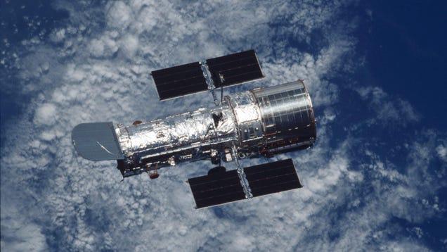 Hubble Space Telescope Is Back