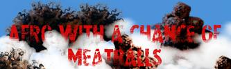 AfroWithaChanceofMeatballs logo