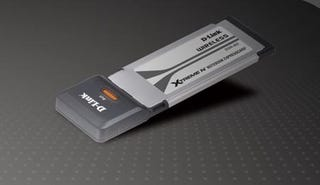 Illustration for article titled D-Link Brings 802.11n Speeds to Your ExpressCard Slot