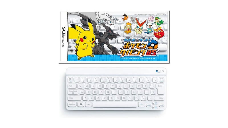 Illustration for article titled Pokémon Will Teach You To Type, Or You Will Die Trying (Or Typing!)