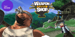 Illustration for article titled Weapon Shop de Omasse: The TAY Review