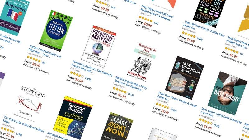 Kindle Textbook Sale